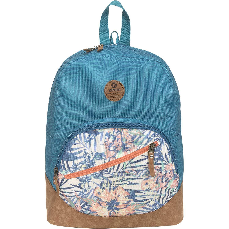 Mochila de Niña Xtrem Turquesa backpack honolulu boomerang 809