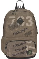 Xtrem Beige de Niño modelo backpack vintage sun 807 Mochilas