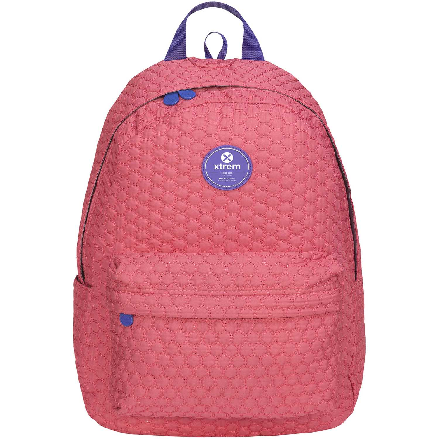 Mochila de Niña Xtrem Coral backpack quilt love bondy 810
