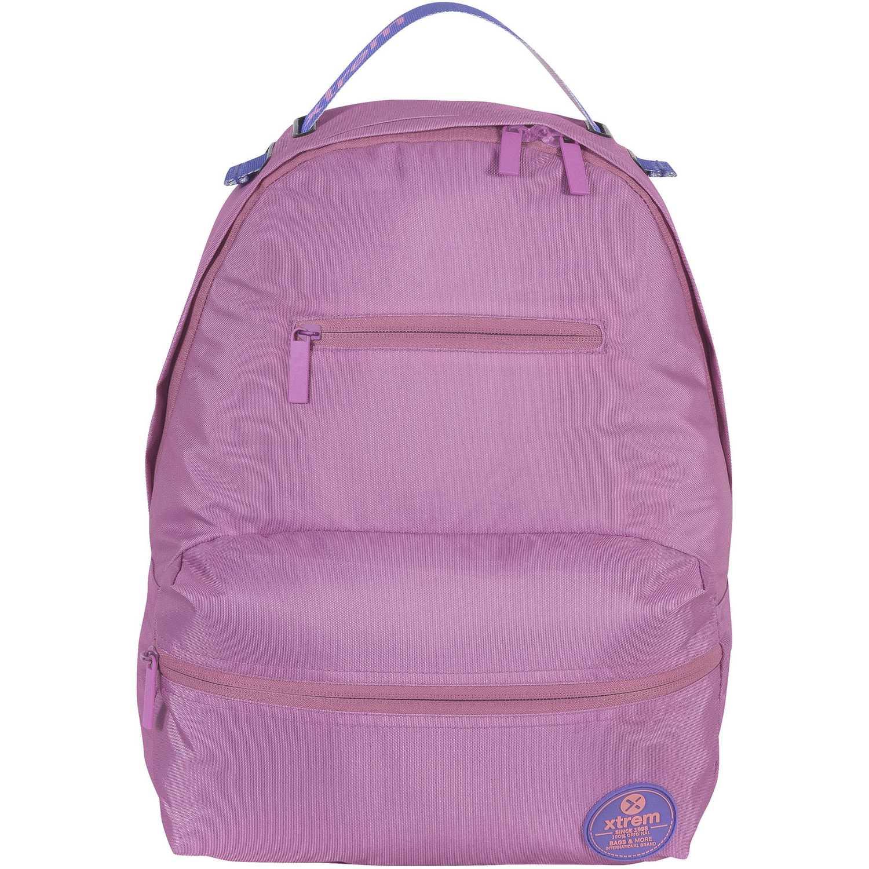 Mochila de Niña Xtrem Rosado backpack fuchsia paris 821