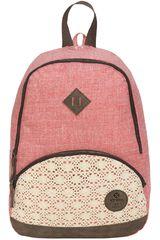 Xtrem Coral de Niña modelo backpack crochet love garden 812 Mochilas