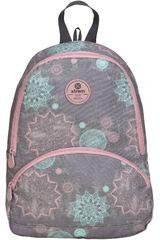 Xtrem Gris / rosado de Niña modelo backpack mandalas garden 812 Mochilas