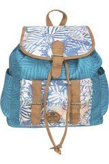 Xtrem Marron/celeste de Niña modelo backpack honolulu spring 813 Mochilas
