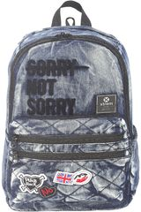 Xtrem Azul de Niño modelo backpack quilt jeans boogy ltd 816 Mochilas