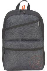 Mochila de Niño Xtrem Plomo backpack melange graphite academy 818