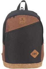 Mochila de Niño Xtrem Negro/tan backpack black/caramel crater 822