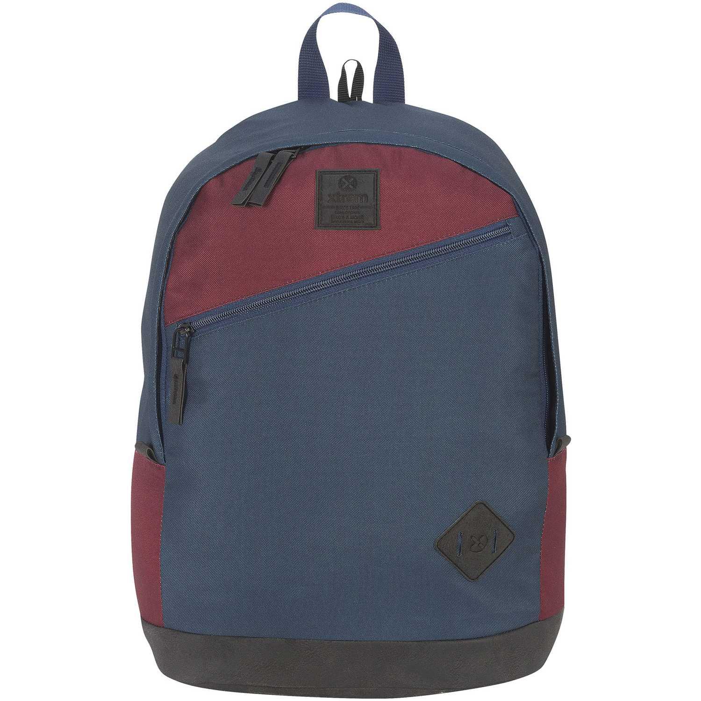 Mochila de Niño Xtrem Azul / rojo backpack kin blue/burgundy crater 822