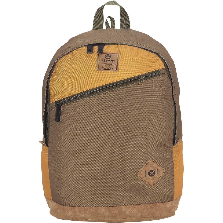 Mochila de Niño Xtrem Camel backpack mustard/olive crater 822
