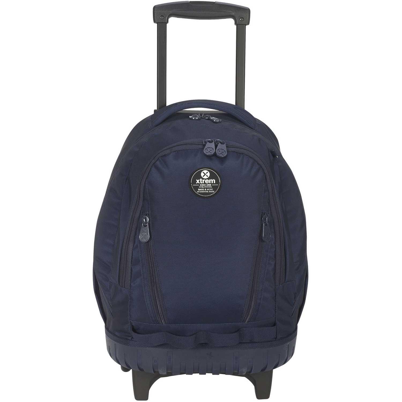 Mochila con ruedas de Niño Xtrem Navy backpack with wheels navy cross 830