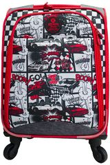 Xtrem Rojo / negro de Niño modelo spinner car race s-cool spinner 834 Mochilas