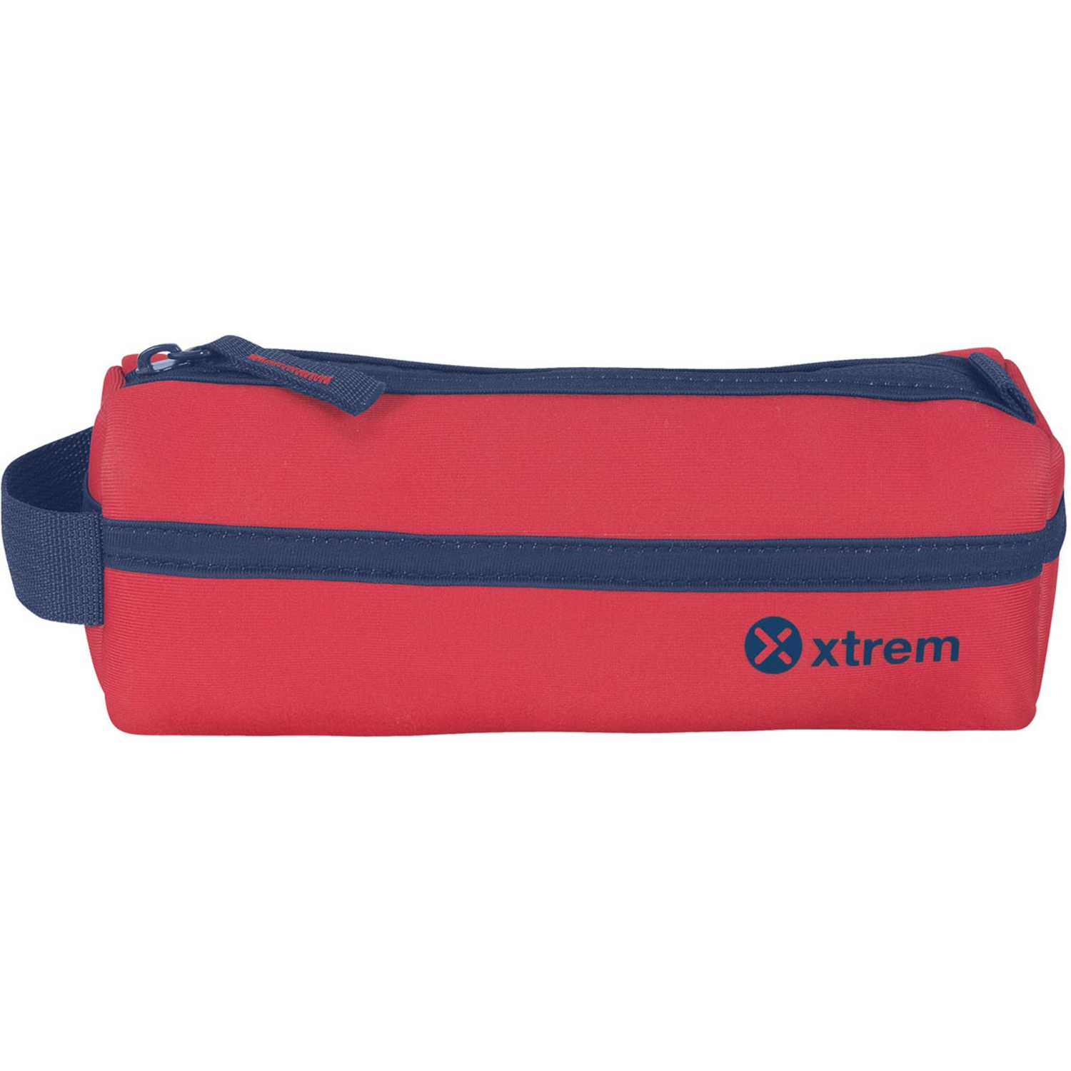 Cartuchera de Niño Xtrem Rojo / azul pencil box red/navy school 842