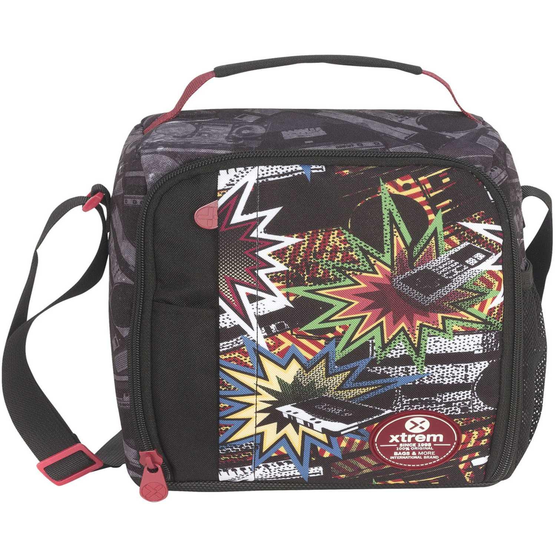 Lonchera de Niño Xtrem Varios lunch bag stereo lunch 844