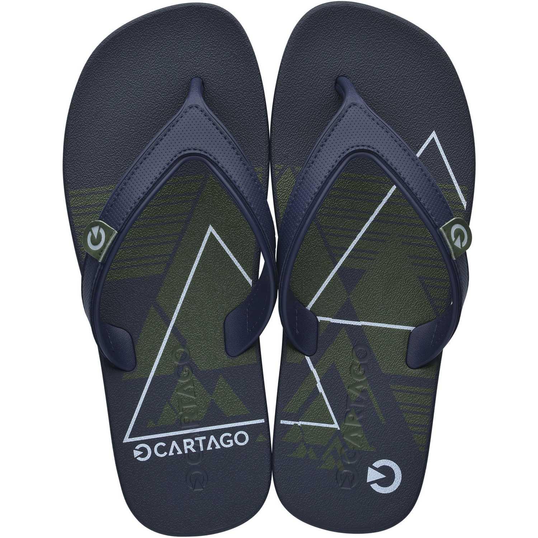 Sandalia de Hombre Cartago Azul dakar plus ad
