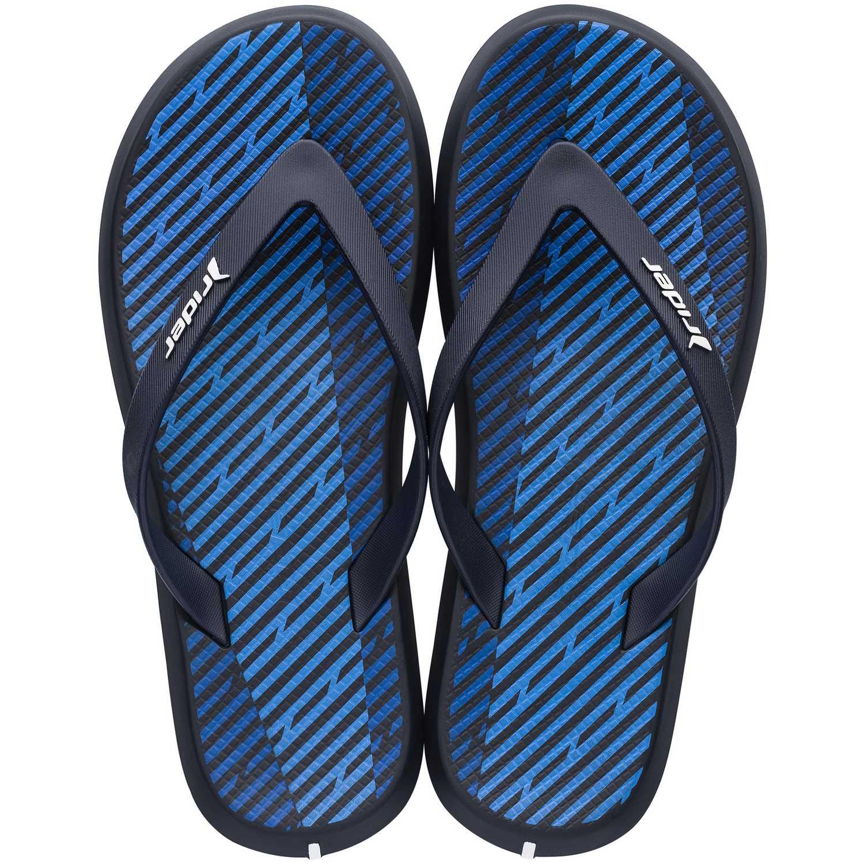 Sandalia de Hombre Rider Azul r1 ink ad