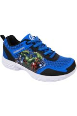 Avengers Azul de Niño modelo 2av17300002 Casual Deportivo Urban Walking Zapatillas Zapatillas casual