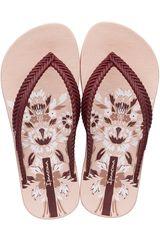 Sandalia de Mujer Ipanema Rosa print nature