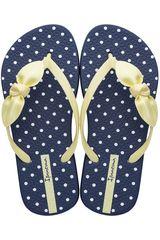 Sandalia de Mujer Ipanema Azul / amarillo lolita pop