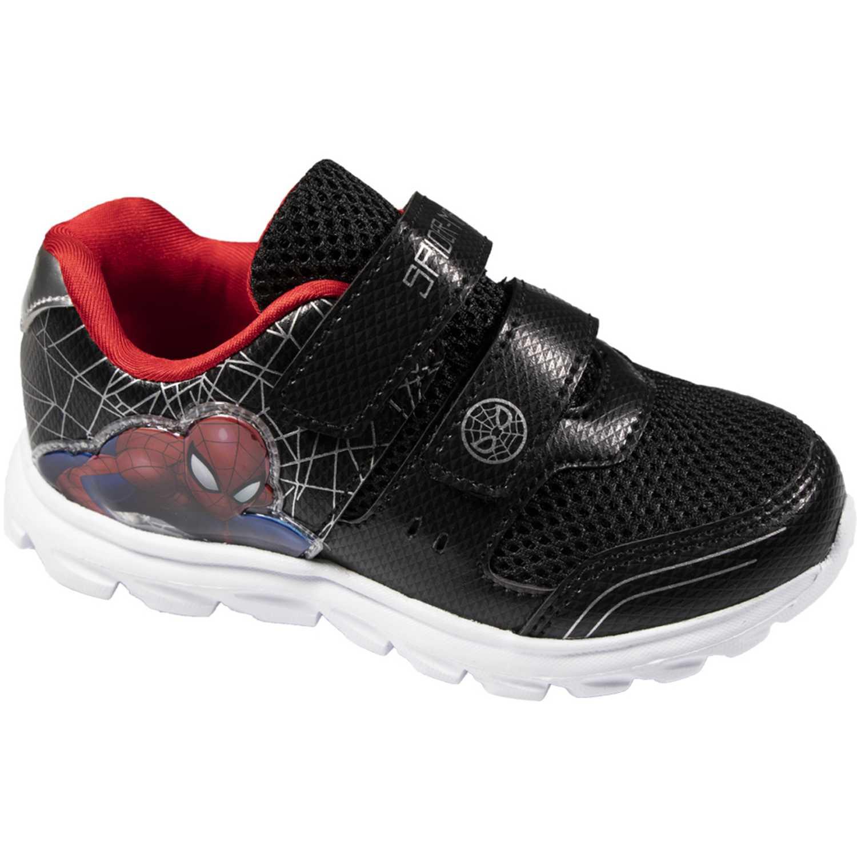Zapatilla de Niño Spiderman Negro 2sn43700001