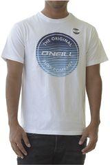 ONEILL Blanco de Hombre modelo lm filler t-shirt Polos Casual