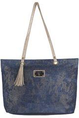 Platanitos Azul de Mujer modelo sabi Carteras Casual