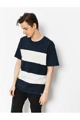 Element Azul / blanco de Hombre modelo braddy Casual Polos