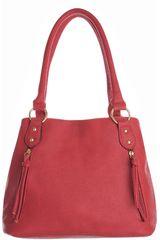 Cartera Casual de Mujer Platanitos Rojo 015