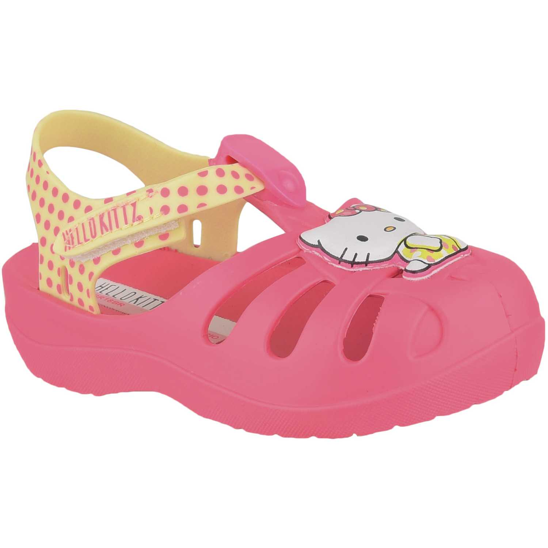 Sandalia de Niña Hello Kitty Rosado summer sandalia baby