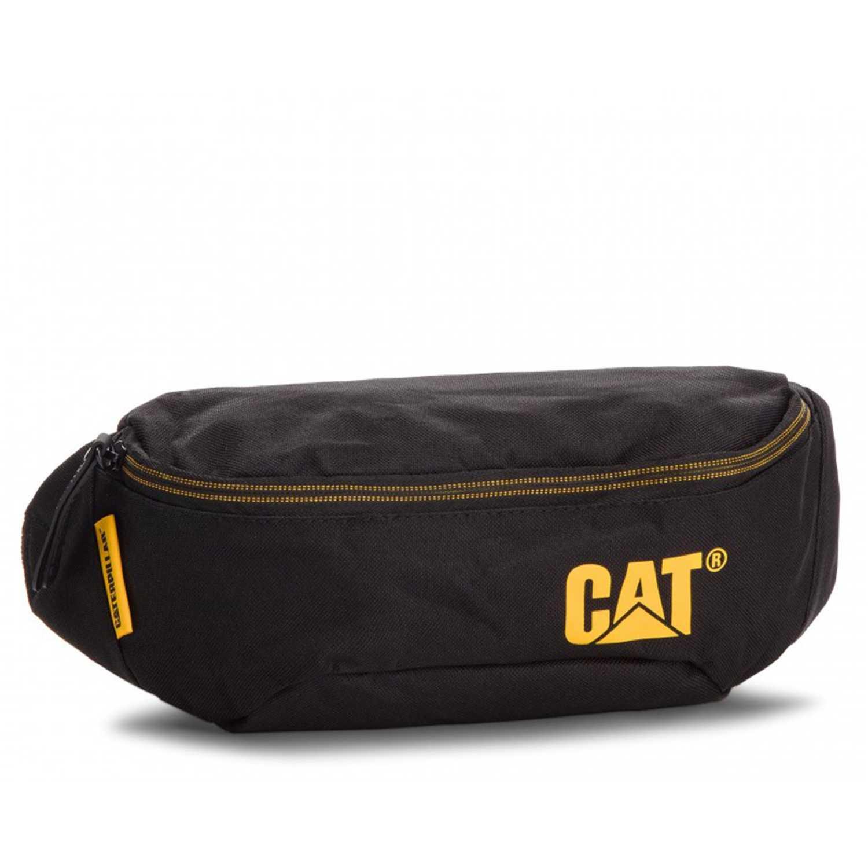 Canguro de Hombre CAT Negro waist bag