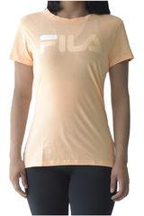 Fila Melón de Mujer modelo women t-shirt letter new Deportivo Polos