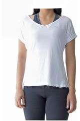 Fila Blanco de Mujer modelo women blouse dots Deportivo Polos
