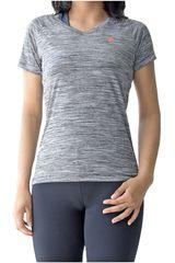 Fila Gris / blanco de Mujer modelo women blouse match iii Polos Deportivo