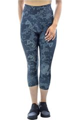 Fila Acero de Mujer modelo women cropped life print Deportivo Pantalones