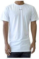Fila Blanco de Hombre modelo men t-shirt basic train Deportivo Polos
