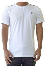Fila Blanco / azul de Hombre modelo men t-shirt aztec box Deportivo Polos