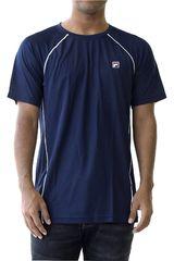 Fila Navy de Hombre modelo men t-shirt cinci Deportivo Polos