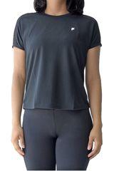 Fila Negro / blanco de Mujer modelo women blouse mesh Deportivo Polos