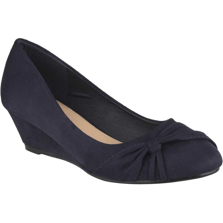 Calzado de Mujer Platanitos Azul cw 5a02