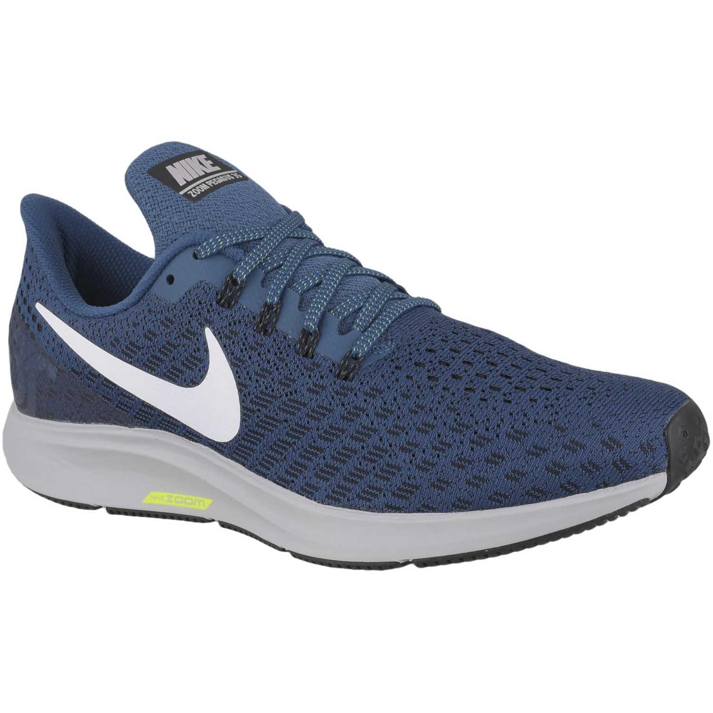 a9962b75b3244 Zapatilla de Hombre Nike Azul   blanco nike air zoom pegasus 35 ...