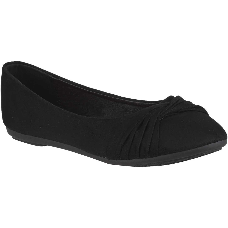 Ballerina de Mujer Platanitos Negro ch 5319