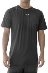 Fila Negro de Hombre modelo men t-shirt basic train Deportivo Polos