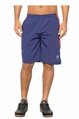 Fila Azul / rojo de Hombre modelo men long shorts soft Deportivo Shorts