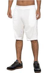 Fila Blanco de Hombre modelo men long shorts letter Deportivo Shorts