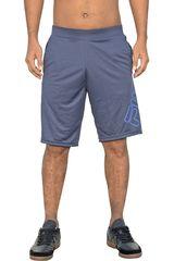 Fila Navy de Hombre modelo men long shorts letter Shorts Deportivo