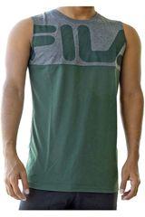 Fila Militar de Hombre modelo men tank top block letter Deportivo Bividis