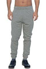 Fila Plomo / gris de Hombre modelo men pants jog cross day Deportivo Pantalones