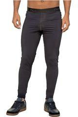 Fila Negro / blanco de Hombre modelo men legging cross Pantalones Deportivo