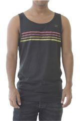 Billabong Negro de Hombre modelo team stripe Casual Bividis