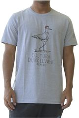 Dunkelvolk Gris de Hombre modelo seagul Polos Casual