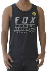 Bividi de Hombre Fox Negro /gris trdmrk premium tank