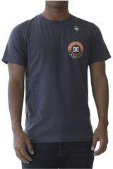 DC Plomo / naranja de Hombre modelo budge Polos Deportivo